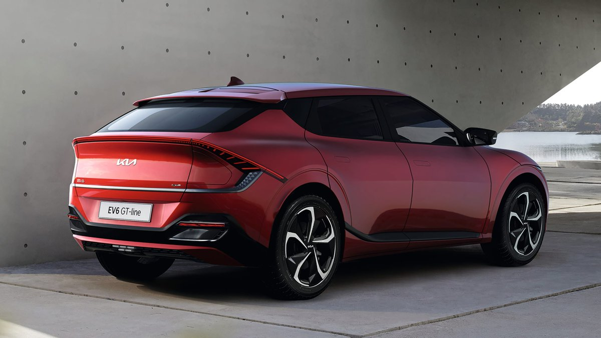 Very promising attractive new EV from Kia with long range and very fast charging up to 350kW. Moves the game forward along with its Ioniq 5 sibling