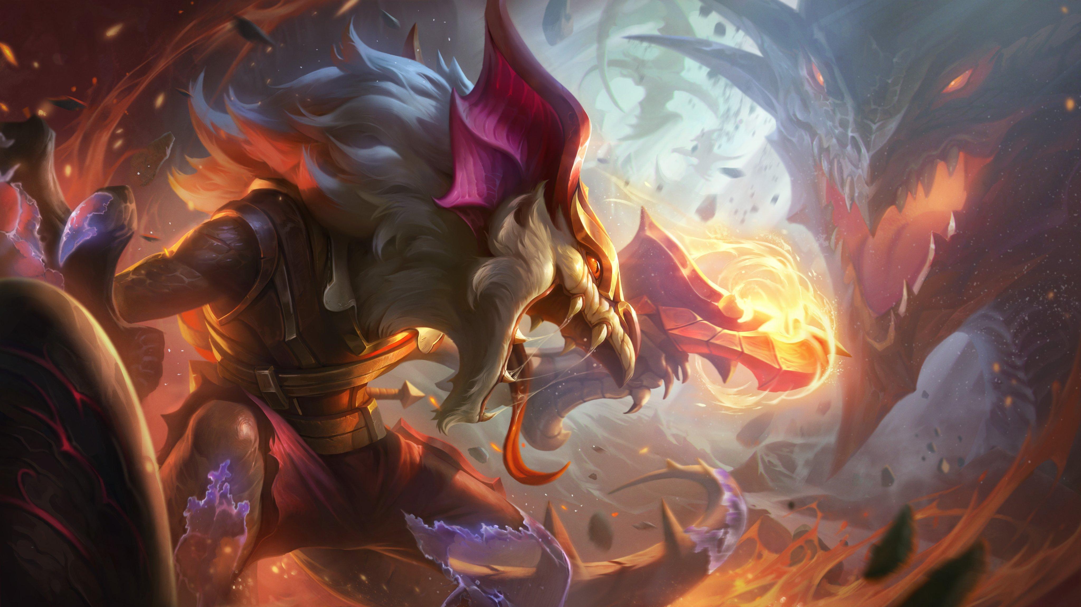 DragonSlayer Twitch