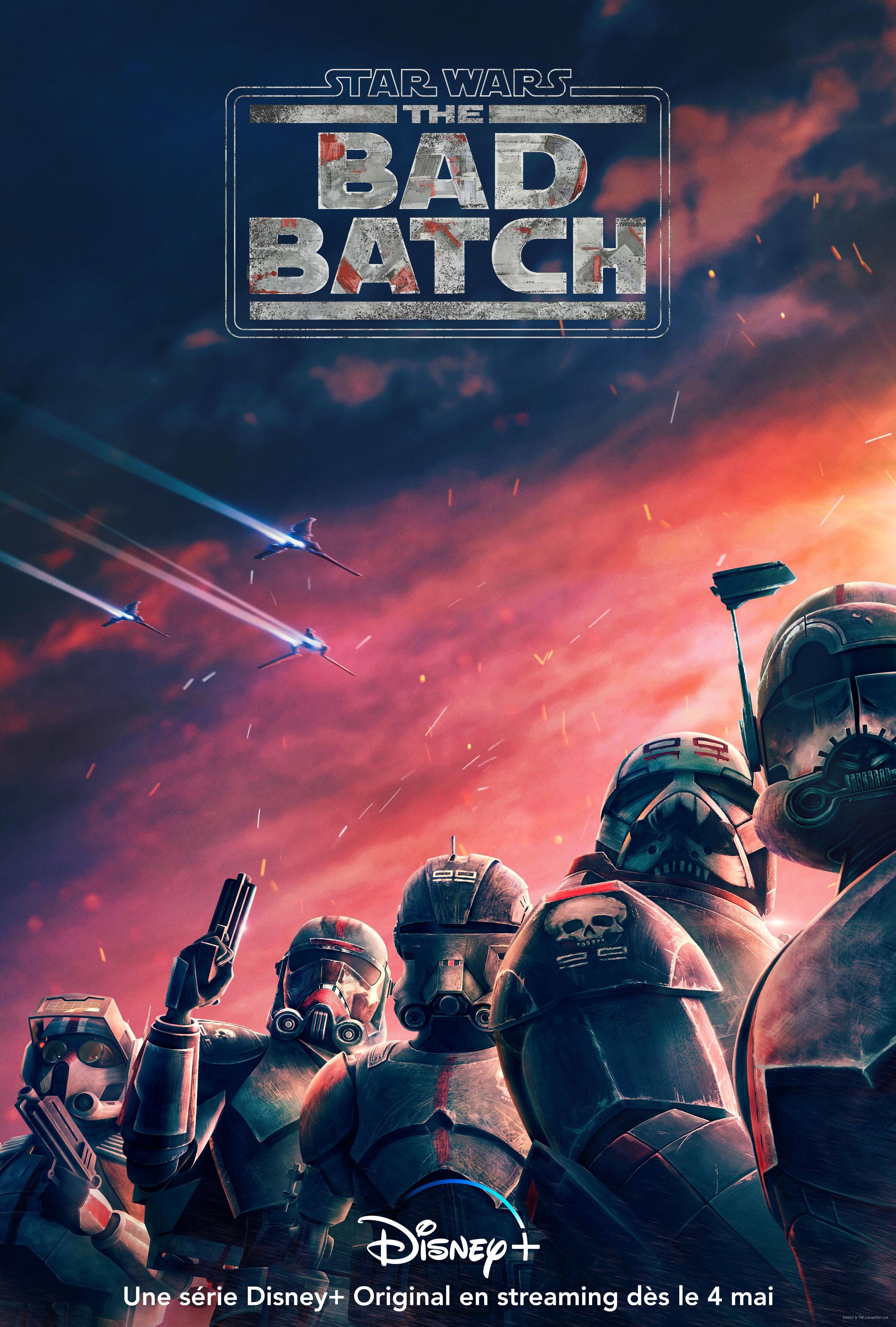 Star Wars : The Bad Batch [Lucasfilm - 2021] Exu5r3uW8AMW5Os?format=jpg&name=4096x4096