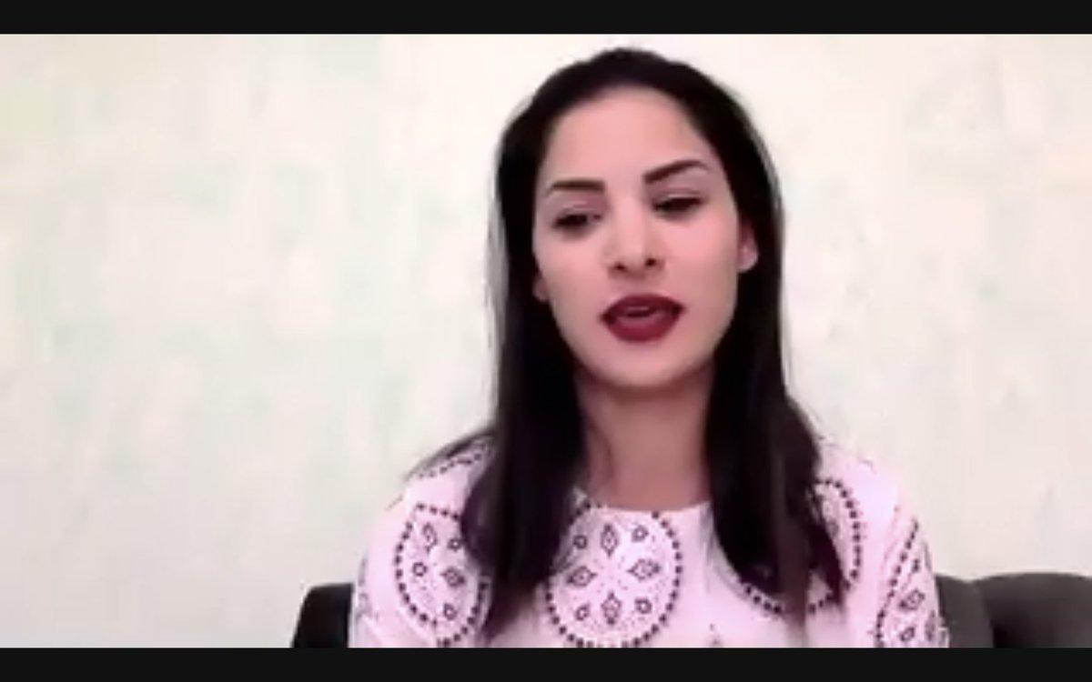 """""""عندما نتحدث عن خطة التعافي من أزمة كورونا، يجب الاعتراف بالدور القيادي الذي قامت به المرأة ويجب التخطيط بشكل شامل وبشكل تشاركي مع النساء للاستجابة إلى احتياجتهن""""  -@AruriAmani، داعية حقوقية من #فلسطين وعضوة بالمنتدى الإقليمي أجورا الابتكار في النوع الاجتماعي https://t.co/EAZf18dvzI"""