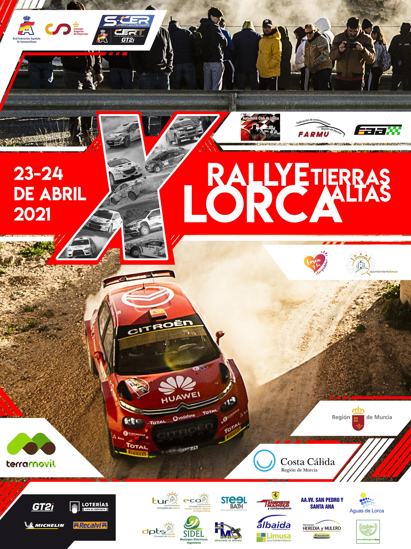 SCER + CERT: 10º Rallye Tierras Altas de Lorca [23-24 Abril] ExuIiGiXIAA3Va8?format=jpg&name=4096x4096
