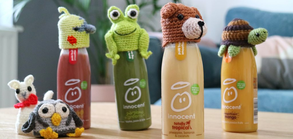 Get knitting 🧶🧶🧶 and support @AgeUKTunWells   Head to https://t.co/Diih63w8j6 for patterns: from 🦁 to 🦈 and even 🦄  #bigknit @innocent