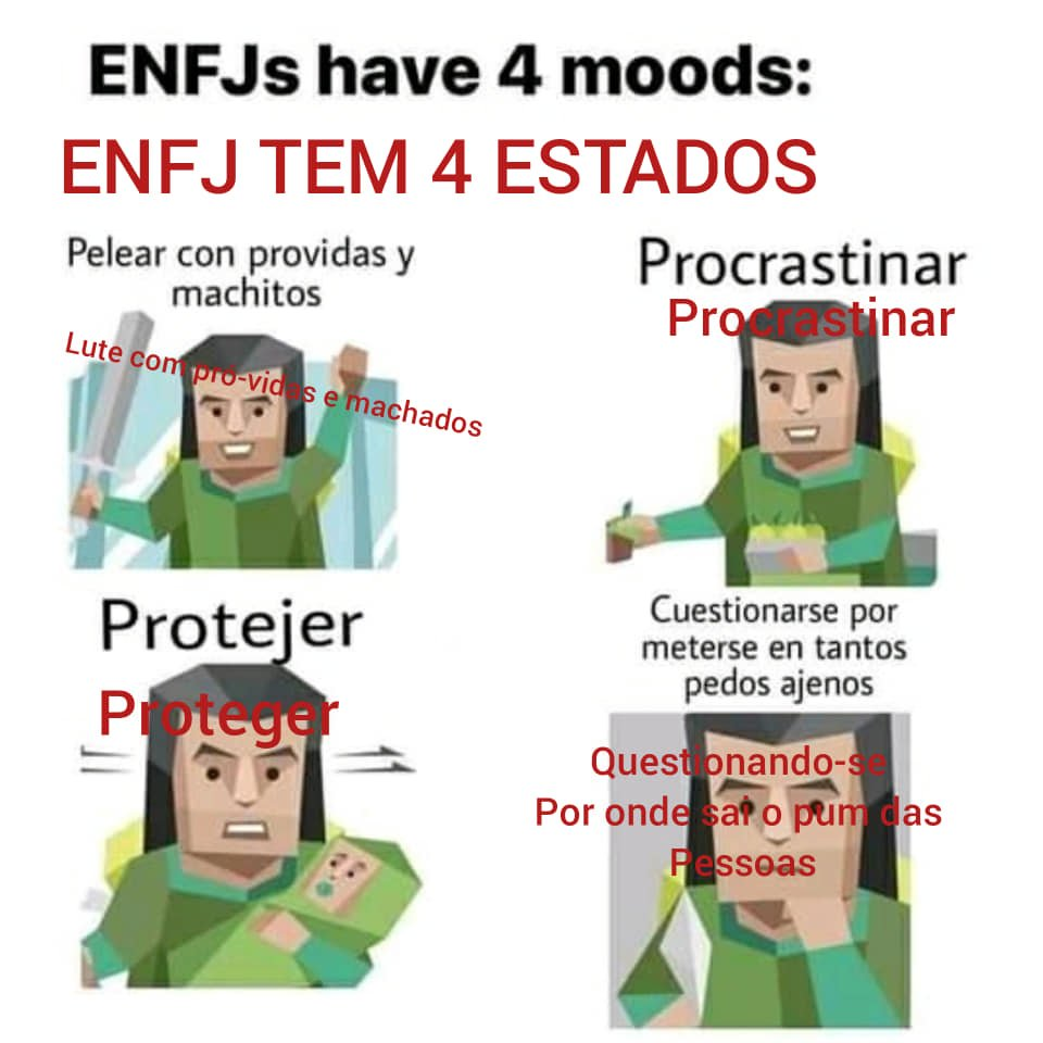 Enfj Meme