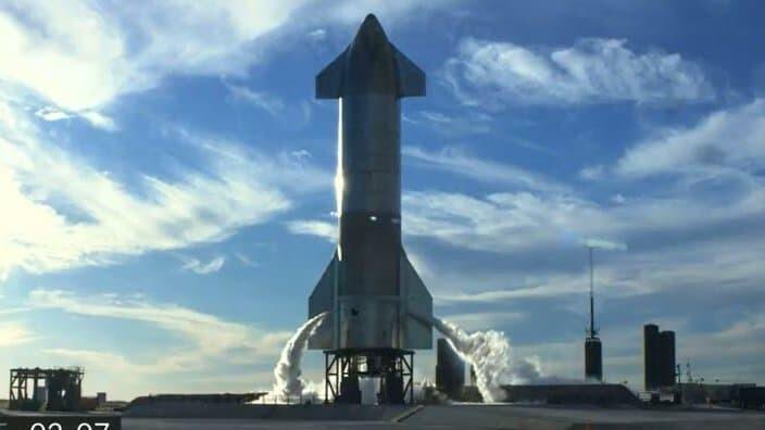 @BFMTV's photo on Starship