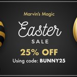 Image for the Tweet beginning: Our EASTER #SALE is now