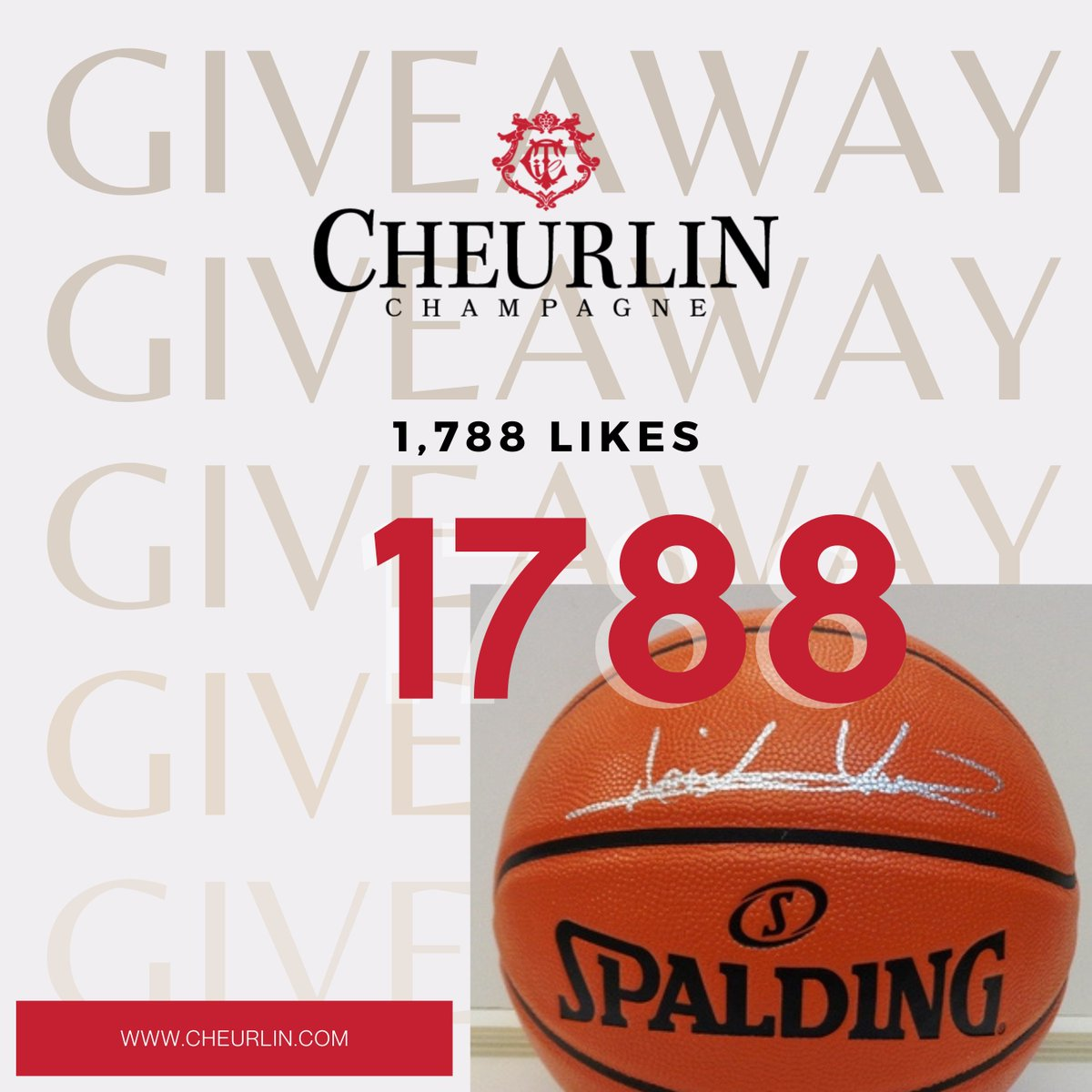 GIVEAWAY! Once we hit 1788 likes on Facebook, we will pull 3 names-2 people will win autographed Isiah photos and 1 will win an autographed basketball! All you have to do is like our FB page! (Everyone who has already liked our FB page will be included in the drawing) https://t.co/Sxs8xuT14u
