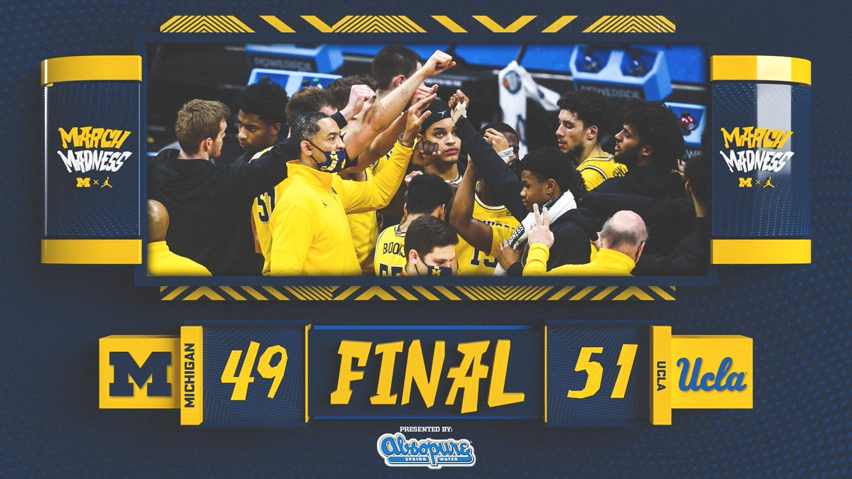 @umichbball's photo on #GoBlue