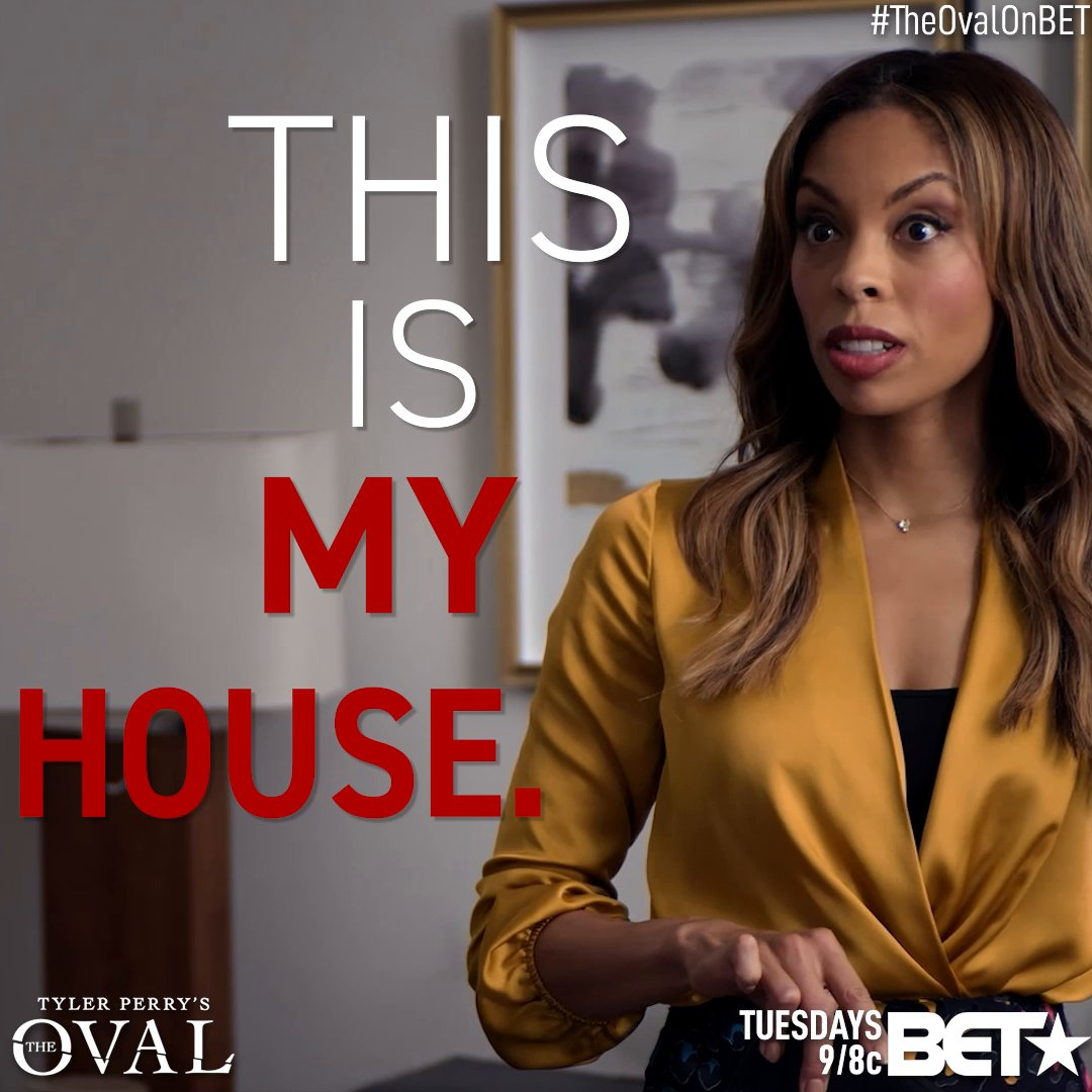 @BET's photo on #TheOvalOnBET