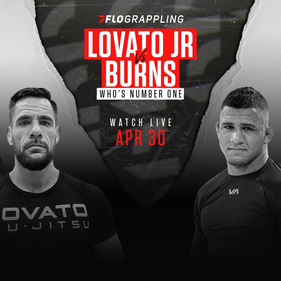 Let's grappled! April 30 WNO against a legend @lovatojrbjj don't miss it live only on @FloGrappling https://t.co/SW36YTuHmC
