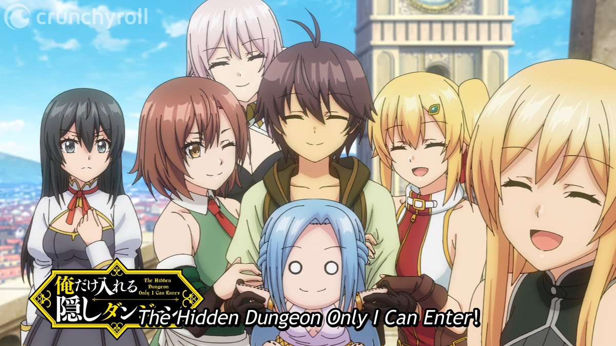 """The Hidden Dungeon Only I Can Enter on Twitter: """"Happy Family ✨… """""""