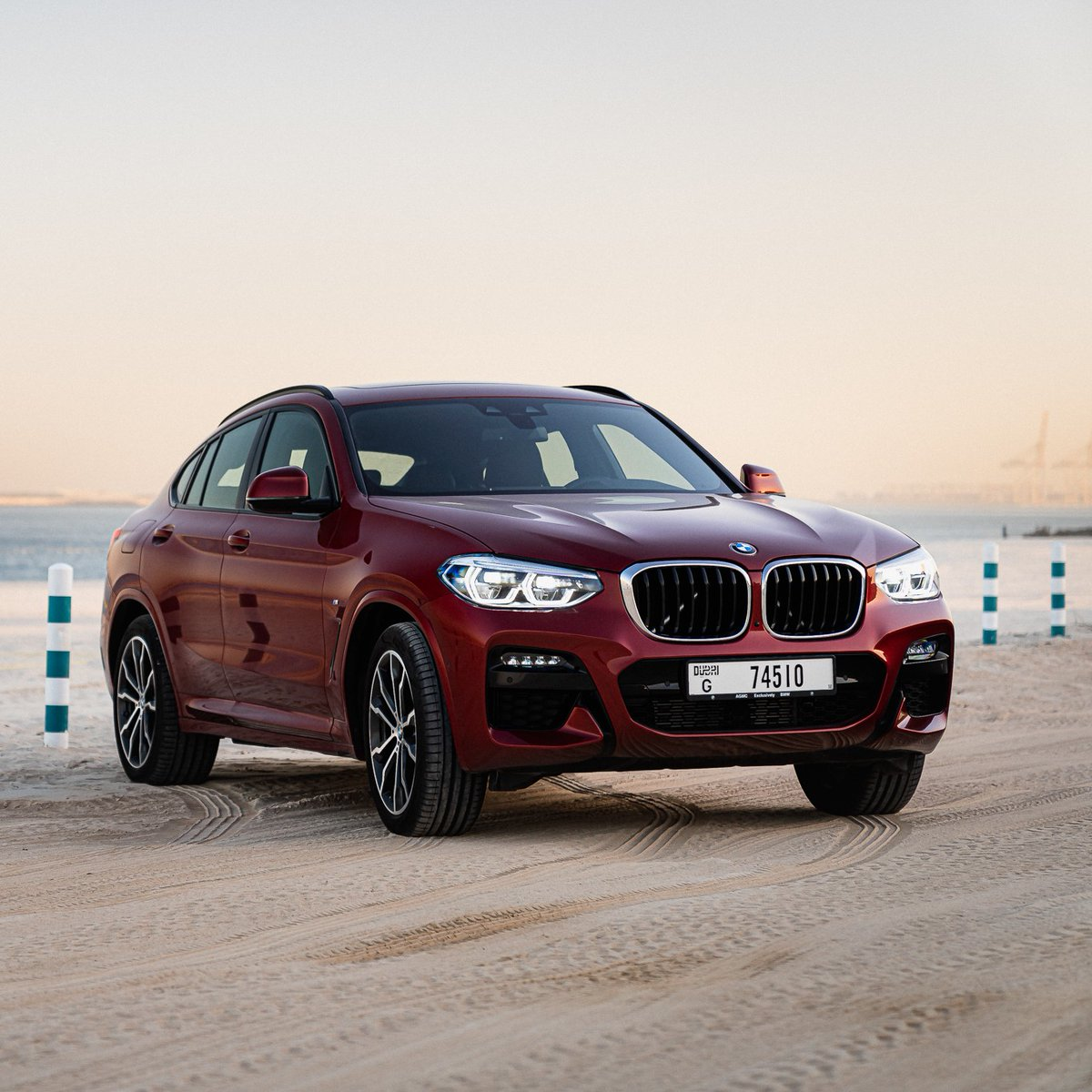 The X4 is designed for unfiltered adventures. Enjoy up to 0.99% finance rate and first year free insurance and registration.  #BMWX4 #BMWXDrive30i #BMWAGMC #BMWuae #BMW #dubai #mydubai #uae