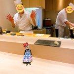 お寿司屋さんにて、板前さんの対応が完璧すぎる!写真を撮る際に行ってくれた神対応とは!?