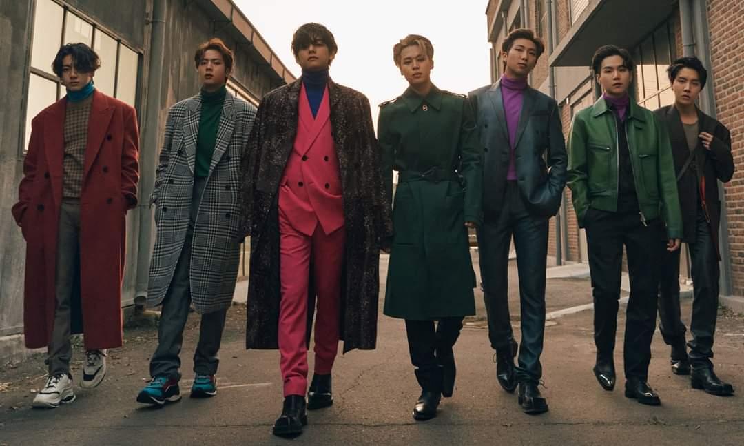 [📶| @BTS_twt is #1 at this week's Gaon Social Chart 🇰🇷  #BTSARMY #BestFanArmy #iHeartAwards︎ https://t.co/1BBp50MhZk