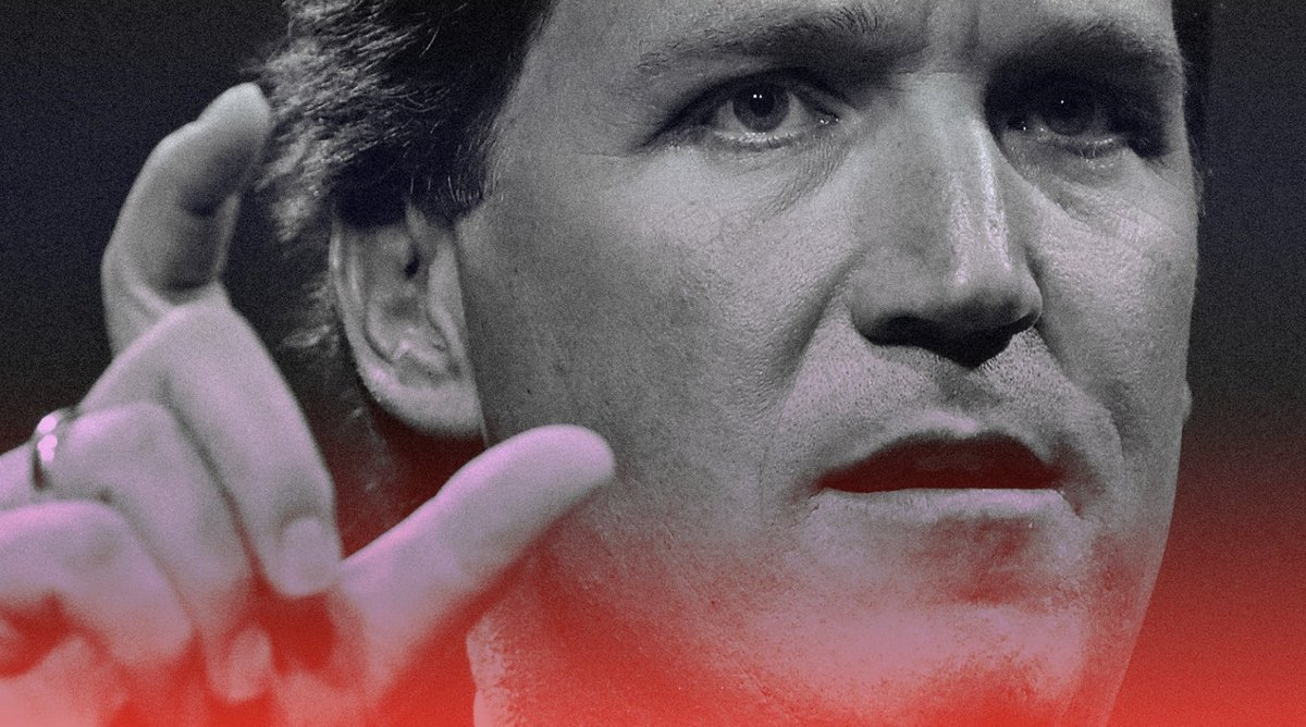 Tucker Carlson is often controversial. But this time it's different...  Read more from @MSNBCDaily: https://t.co/G1nNb8e8Hi  #11thHour https://t.co/PgbWZkQpFr