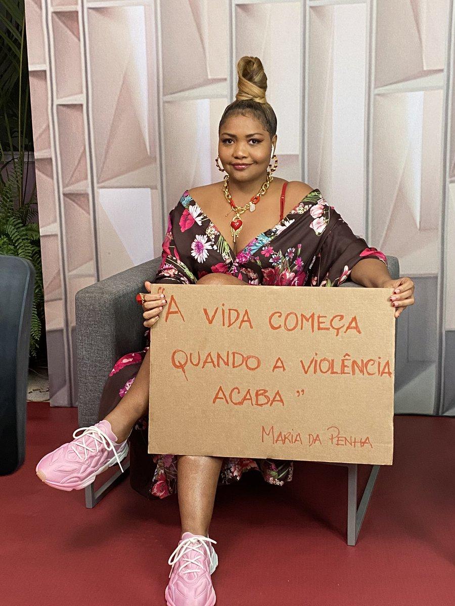 Já vai começar #saiajustanognt @canalgnt ♥️ e temos Luiza Brunet como convidada VEM https://t.co/4DoTSL3RHy