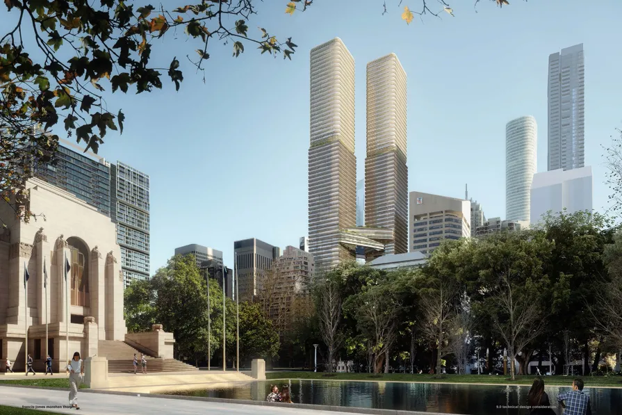 City of #Sydney councillors have cleared the way for a $726 million project that will occupy nearly half a city block in Sydney's mid-town precinct.  The #development at 338 Pitt Street will be designed by an FJMT-led team.  #architecture #sydneybuild #australiabuild #design https://t.co/6h9hbX88cb
