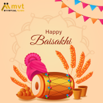 Image for the Tweet beginning: May this festival of Baisakhi