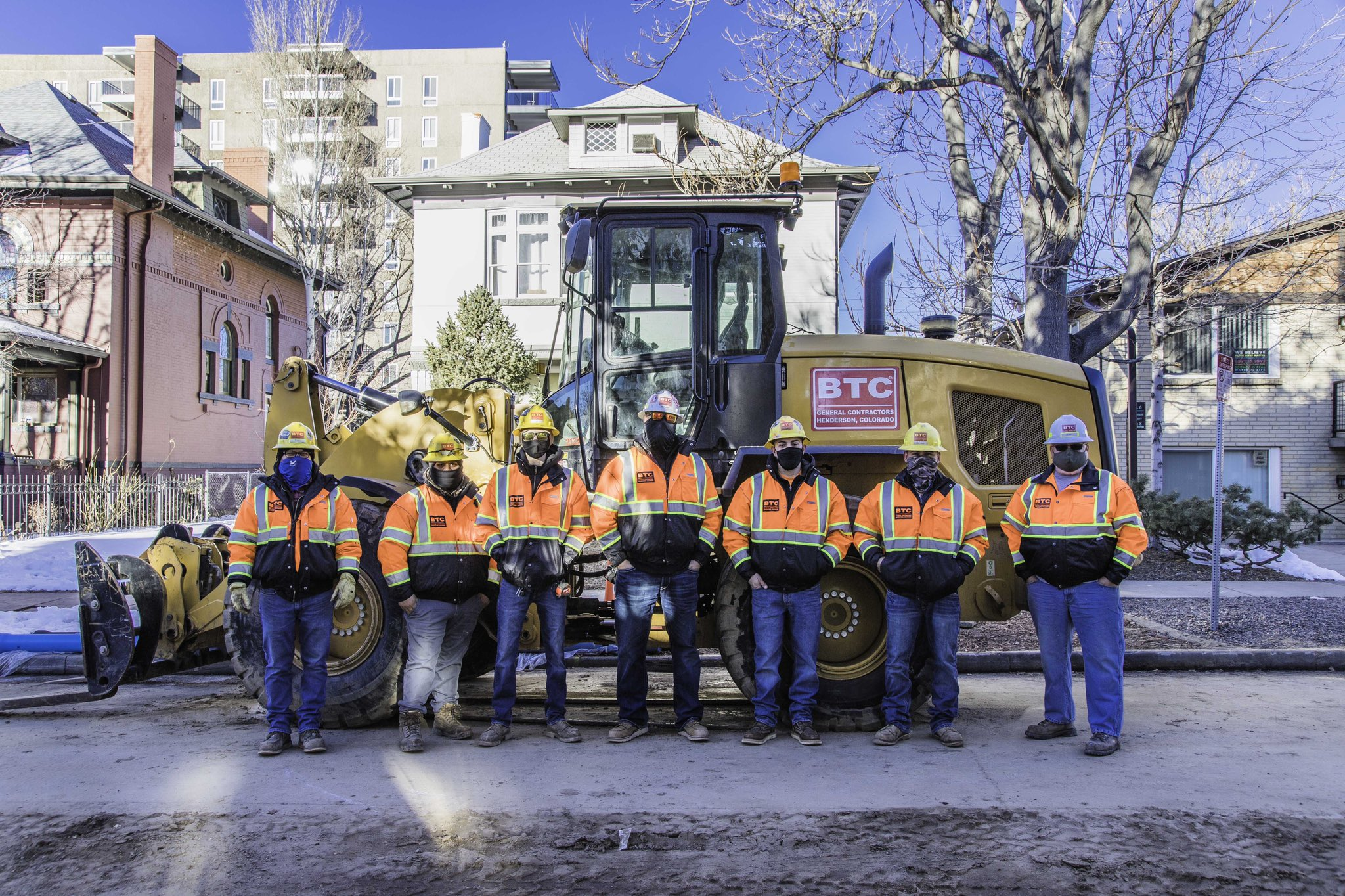 btc construction colorado