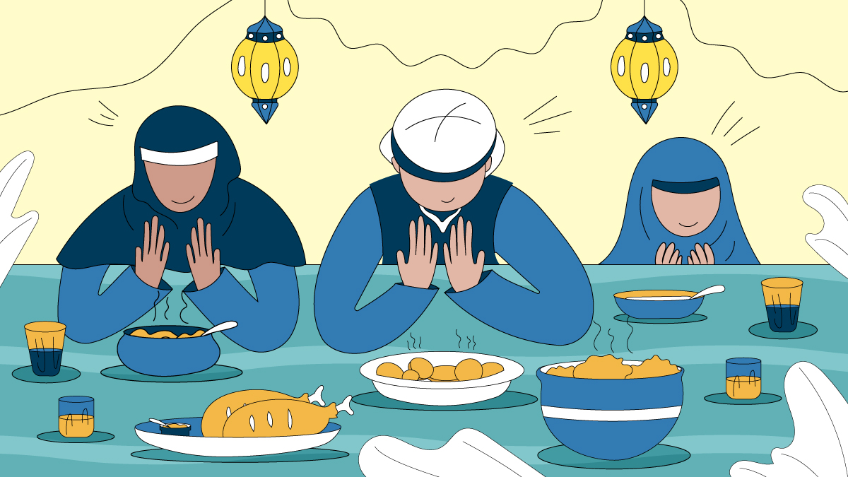 This year, #Ramadan is projected to begin on Mon, April 12, & end on Tues, May 11 (dates may vary). 1 billion+ people will be recognizing this #Islamic holy month through prayer & dawn to dusk fasting – a spiritual discipline of prayer & reflection.  Read https://t.co/7eiQF1JsCm https://t.co/3xsNPR9eSa