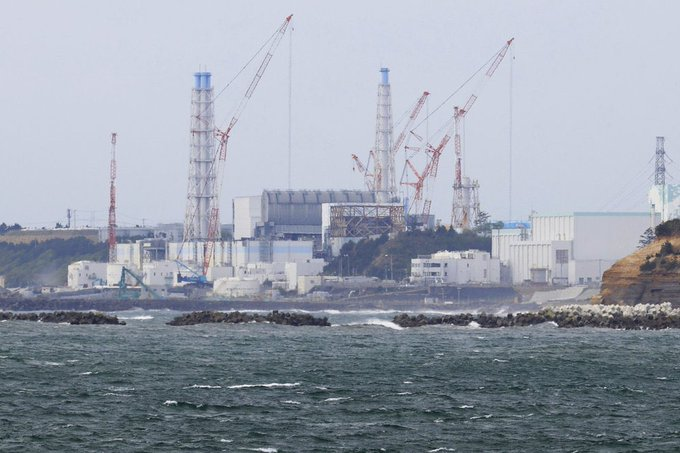 Japan to Start Releasing Radioactive Water From Fukushima in 2 Years Photo