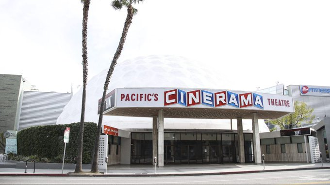 "Rian Johnson, Barry Jenkins, Gina Prince-Bythewood, Roland Emmerich & More Mourn Closure Of ArcLight Cinemas: ""This Is So Painful"" Photo"