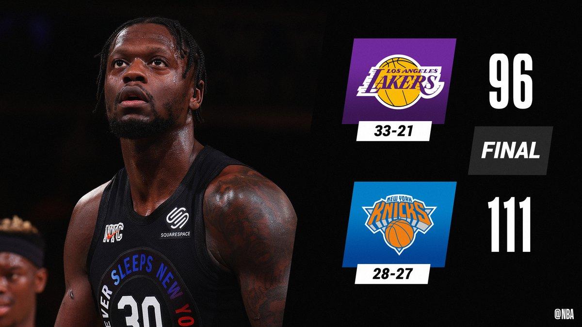 @NBA's photo on Randle