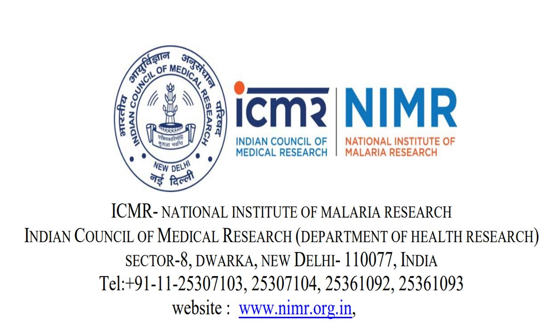 Research Associate at ICMR-NIMR: Walk in- Interview on 30.04.2021