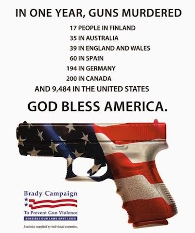 @NBC26 #MoreGunsMoreGunViolence #NoGunsNoGunViolence https://t.co/joZcSQR0Va