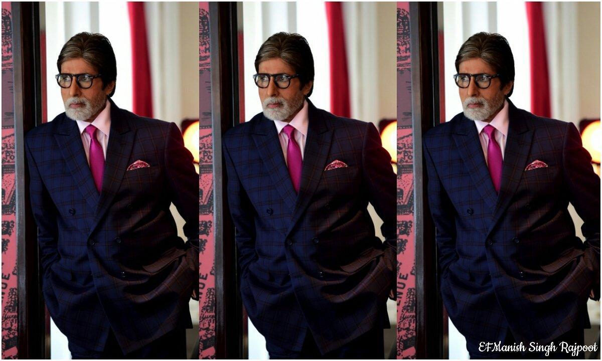 """""""जो अपना भविष्य आनंदमय बनाना चाहता है , उसे अपना वर्तमान बर्बाद नही करना चाहिए""""  सुप्रभात आदरणीय @SrBachchan सर जी🙏🙏"""