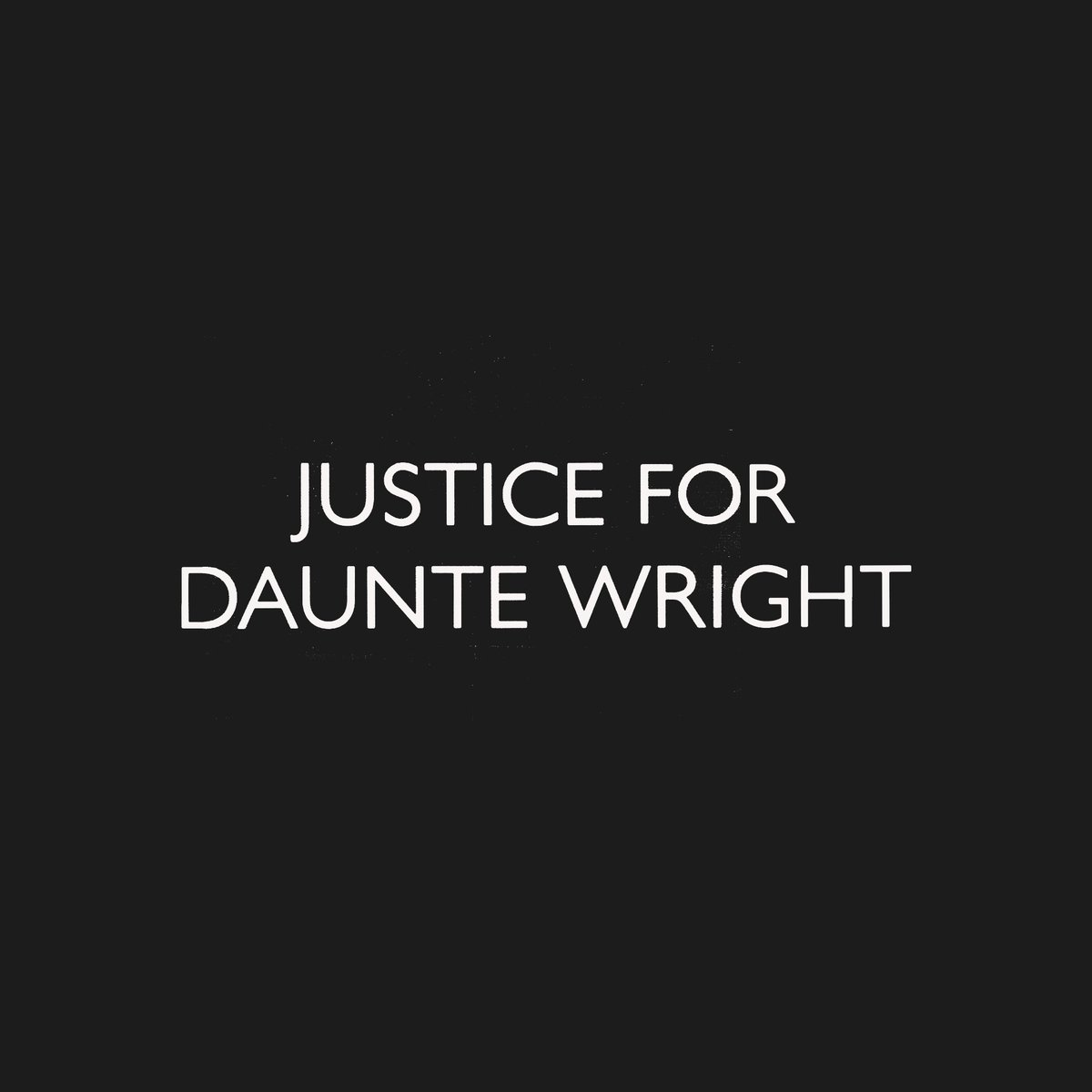 We are devastated by yet another senseless death in our community. There can be no end to raising our voices for justice, today and every day.