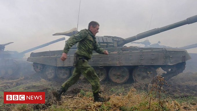 Quick guide to Russia-Ukraine military tensions Photo