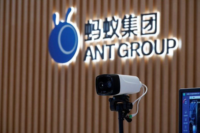 China forces Jack Mas Ant Group to restructure Photo