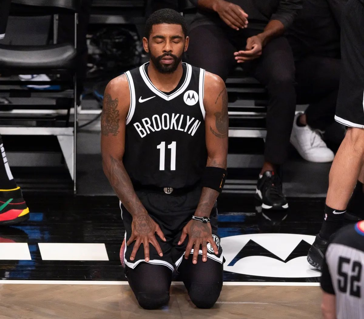 Kyrie recently converted to Islam and is taking part in Ramadan this month where Muslims fast every day. People are bashing him for taking games off without understanding why. https://t.co/yqLPbyqCqp