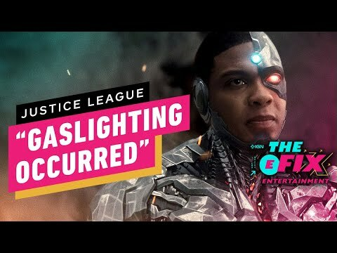 Justice League: Ray Fisher Claims Gaslighting Occurred Amid Reshoots Photo