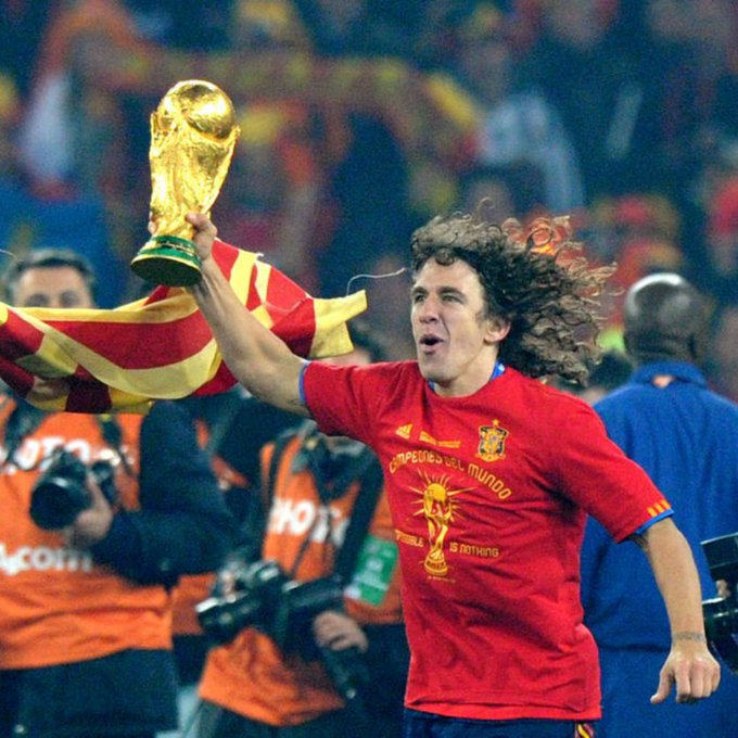 Happy Birthday Carles Puyol Where do you rank him in all-time defenders?