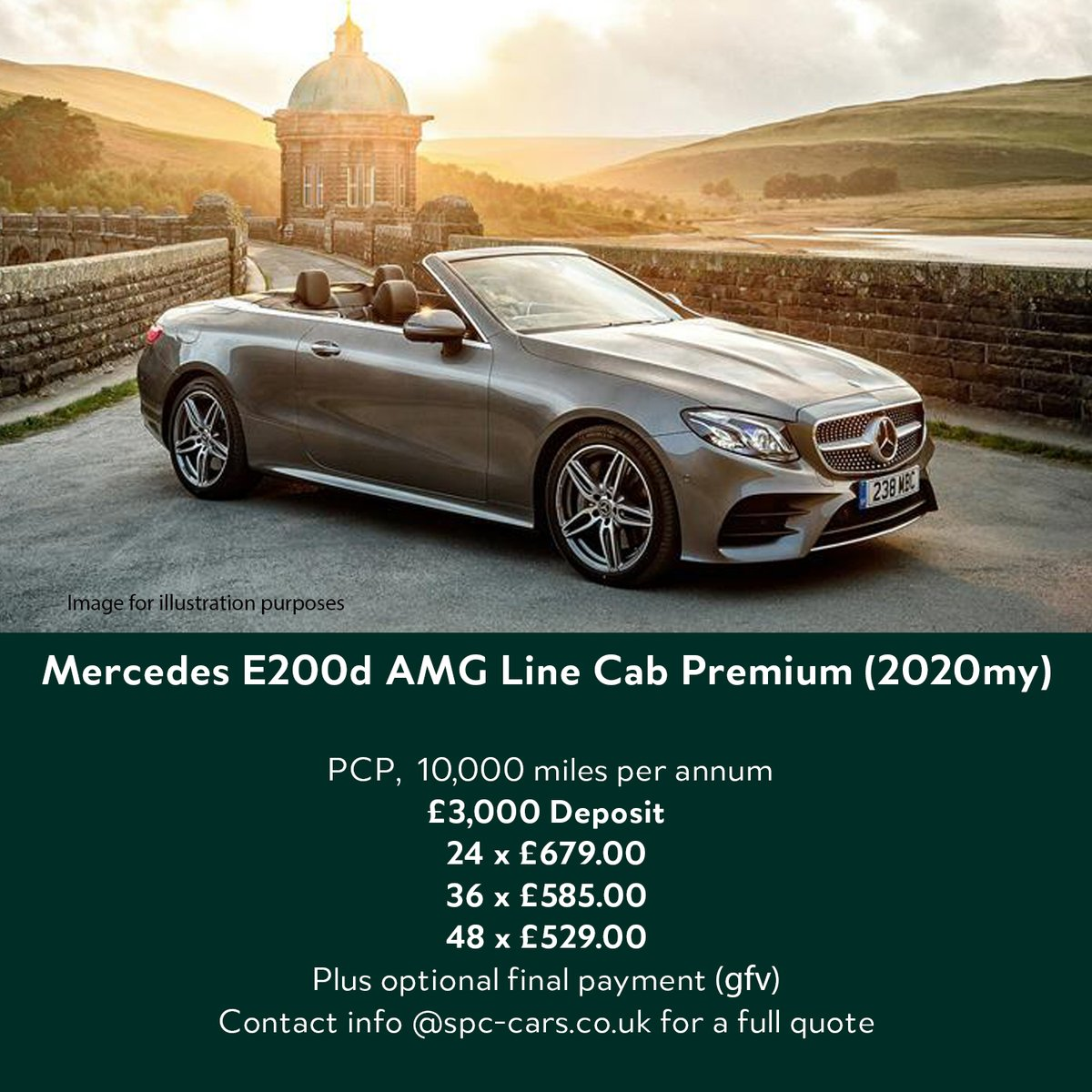 Summer is coming... honest... eventually!  When it does, be ready. Contact info@spc-cars.co.uk to secure your new convertible   #mercedes #eclass #cabriolet #convertible #amg #newcardeals #pfa #efl #spccars https://t.co/ulALj6kJEy