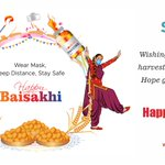 Wishing you a festival of harvest with love and joy. Hope god bless you with the best, happy Baisakhi!  #Happybaisakhi #india #joy #happiness #bless #festival #love #safe #besafe #keepdistance #baisakhi #siora