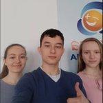 Image for the Tweet beginning: Завершился «Интеллектуальный бой «Открытый космос»