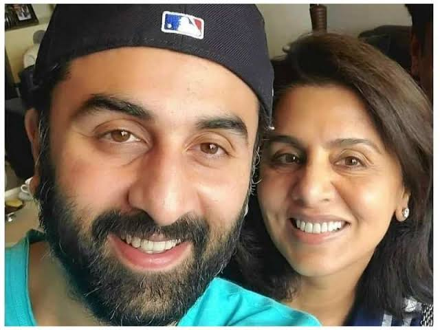 """Neetu Singh about Ranbir Kapoor's failed relationship-  """"Ranbir is too soft. He can't hurt anybody. It's the same with his relationships, he does not know how to say no, and gets into the deep end! I see it happening and can do nothing about it.""""  #RanbirKapoor #NeetuSingh"""