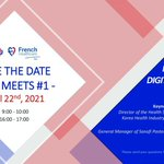 La 🇰🇷 offre des perspectives grandissantes pour les acteurs du numérique dans le secteur de la #santé.  Rendez-vous le 22 avril pour un webinaire d'information avec le @KHIDI_Korea et le Club Santé Corée !  Inscription https://t.co/EaYbPqdqJX 📅 22 avril 2021 à 9h 🇫🇷 / 16h 🇰🇷