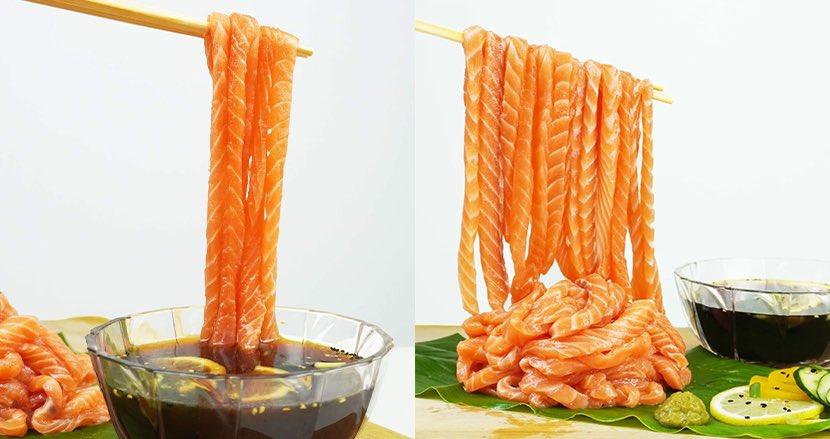 サーモン麺って聞いたことある?これは無限に食べられそう!