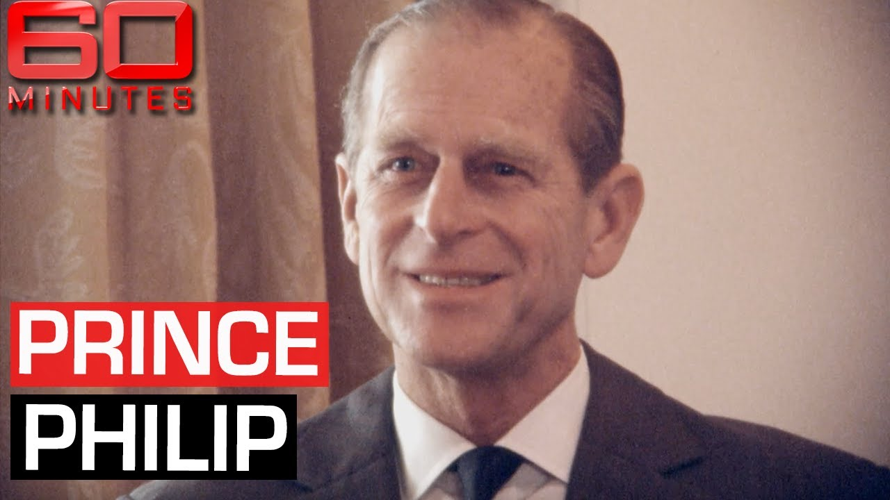 Prince Philip: Reporter granted rare access by the Duke | 60 Minutes Australia Photo