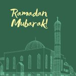 Image for the Tweet beginning: Ramadan Mubarak!