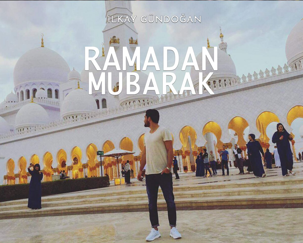 Ramadan Mubarak to all Muslims around the world 🤲🏼🌙 // Tüm İslam aleminin Ramazan ayı mübarek olsun. 🤲🏼🌙 https://t.co/agWOF4fmUN