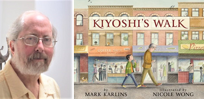 test Twitter Media - Welcome Mark Karlins to our Virtual Book Tour! The award-winning author stops by to talk about his new picture book, Kiyoshi's Walk. Visit our blog for an exclusive interview, activities and much more! #kidlit https://t.co/h0ZVuxbcWQ  @LEEandLOW https://t.co/aNyuch5VPk