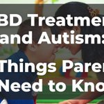 What is CBD? Can CBD treat autism in children? What do parents need to know about CBD treatment and autism? All this and more will be talked about. Read on!  https://t.co/jHvv35fNOk  #CBD #Treatment #Cannabis #Children #Autism