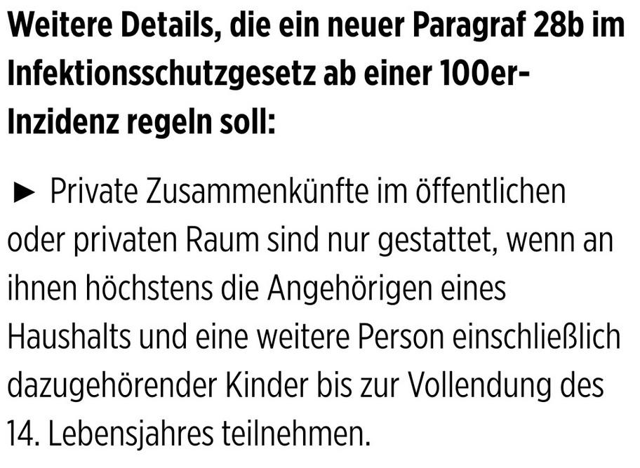 """RT @Birgit_Kelle: Es fehlt nur noch das """"Schöner-Bremsen-Gesetz"""" zur #Bundesnotbremse Dass meine Studenten-Kinder am WE nach Hause kommen,…"""