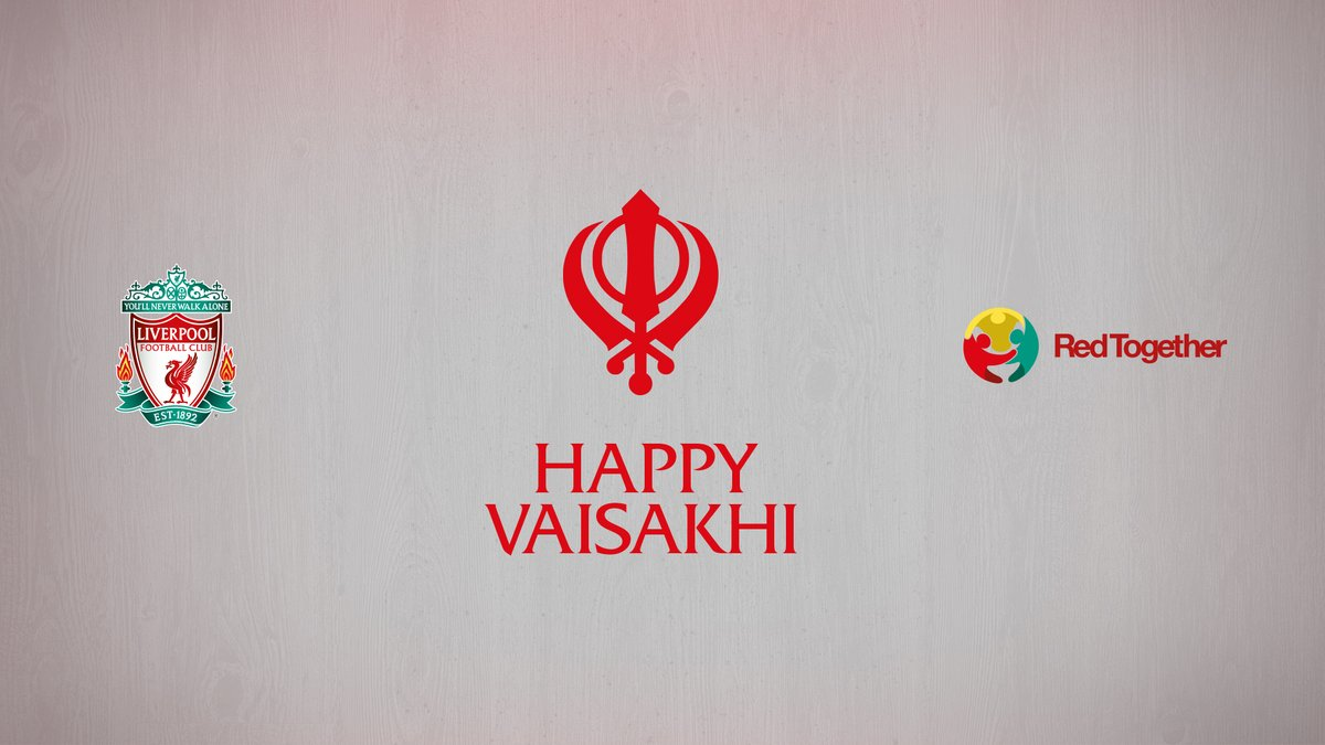 Replying to @LFC: #HappyVaisakhi to all celebrating around the world today.