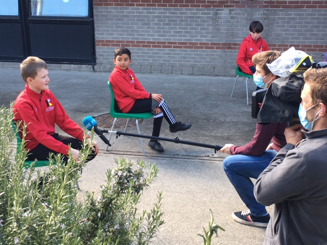 "test Twitter Media - Well done to our pupils in 5A who spoke so confidently to @news2dayRTE this morning about their project for the Irish Young Philosopher Award. They put a lot of work into their project ""What makes a good Team?"" @IYPA_2021 https://t.co/WTJCuNc8sp"