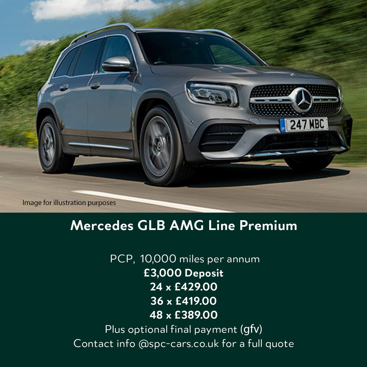 These are a great compact premium 7 seater  Contact info@spc-cars.co.uk to discuss and reserve your very own GLB,  or any other brand or model.  See a wider selection of the cars we offer at https://t.co/Si9BqLwxKM  #mercedes #glb #newcardeals #peoplecarrier #spccars #pfa #efl https://t.co/LHnh3n0WmO
